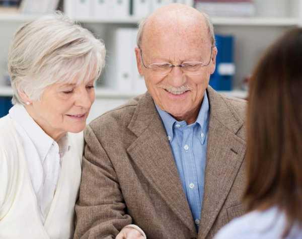Открытие вклада для пенсионеров