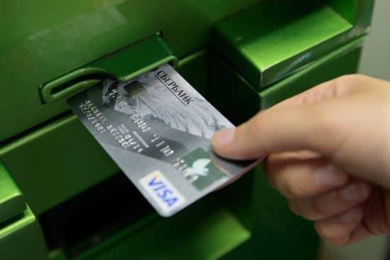 Проверка счета карты Сбербанка