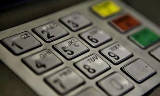Смена пин кода в банкомате Сбербанка