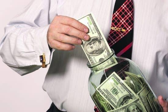 Доходность от размещения средств в Сбербанке