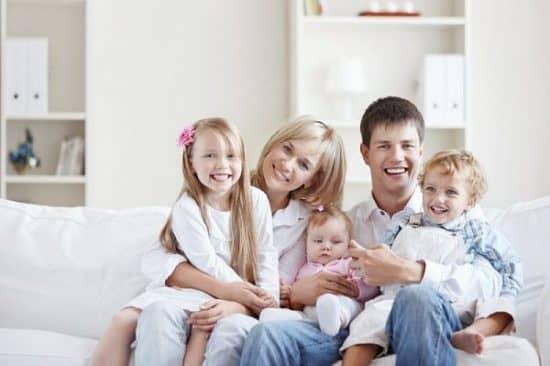 Кратко об ипотеке для семей с детьми