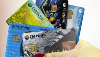 Цена обслуживания карт Сбербанка