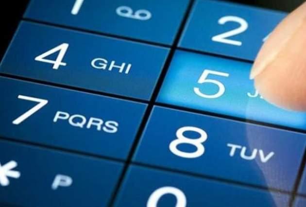 Перепутан, заблокирован или утерян номер телефона