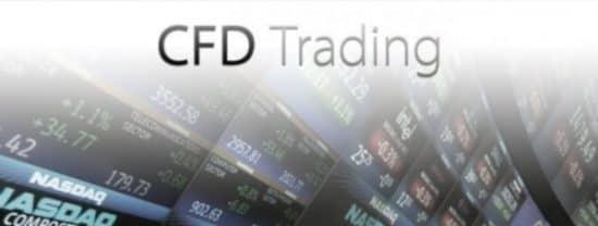 CFD пример торговли