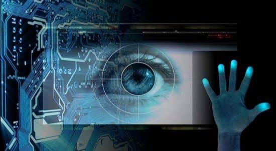 Сканирование отпечатков, лица в Сбербанке